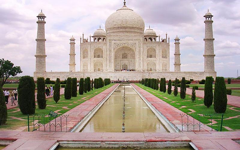 Hindistan-Tac-Mahal
