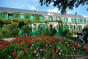 Giverny, Claude Monet'nin evi