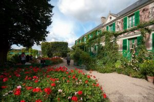 Monet'nin evi Giverny