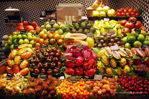 Barselona marketler