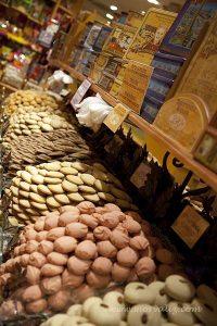 Brugge çikolata dükkanları