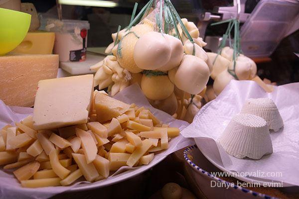 İtalyan peynirleri