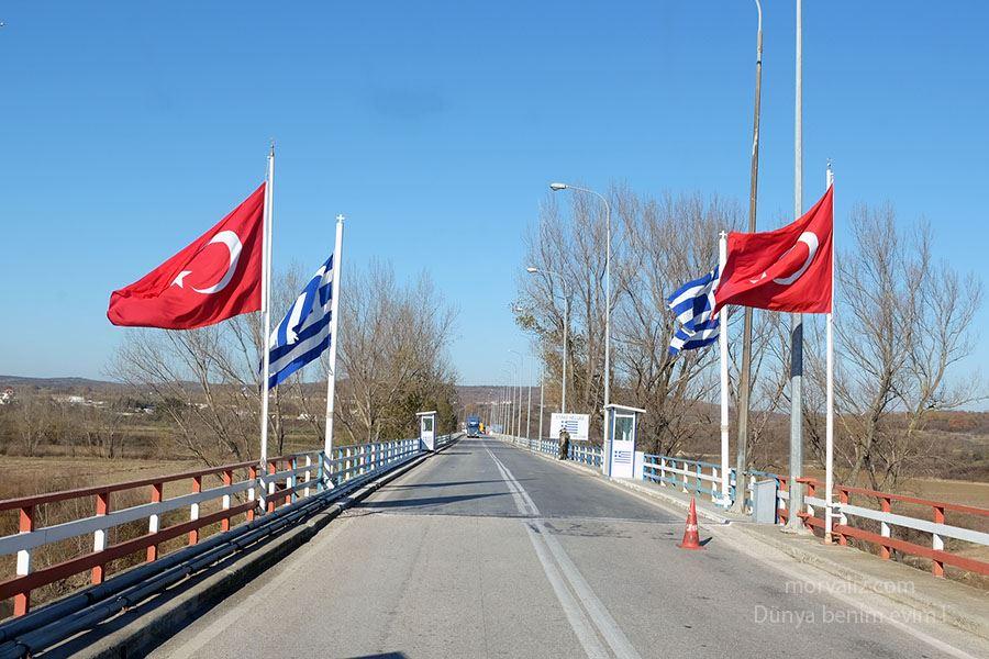 İpsala Yunanistan Sınır Kapısı