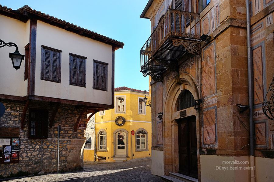 İskeçe (Old Town), Yunanistan