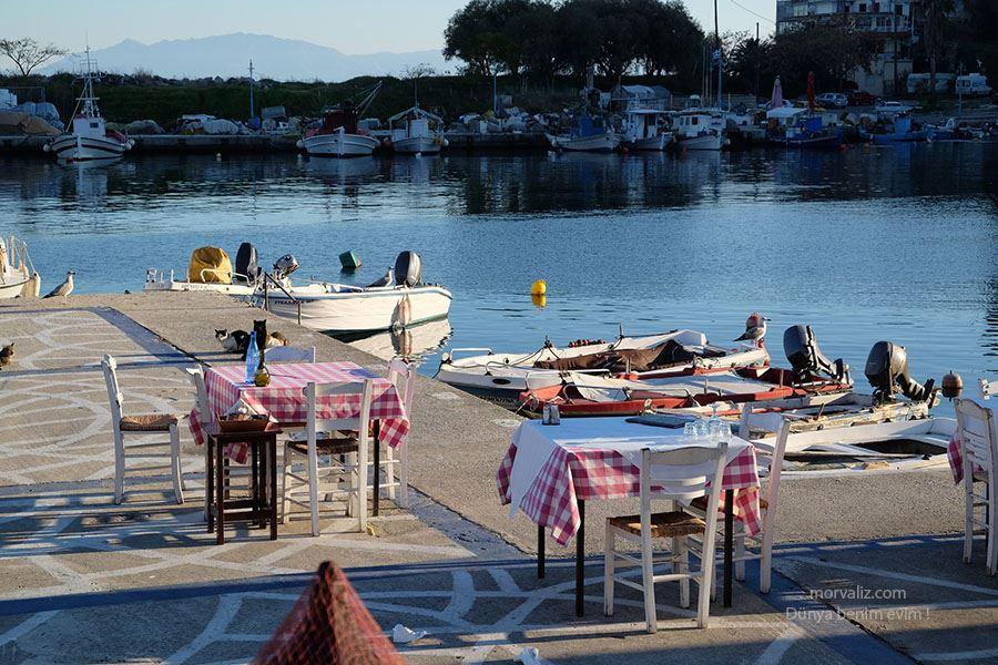 Kavala Eski Liman, Yunanistan
