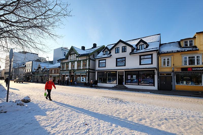 Storgata-Tromso-Norvec