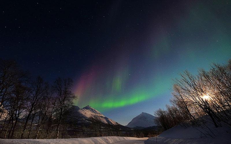 Kuzey Işıkları Tromso, Norveç