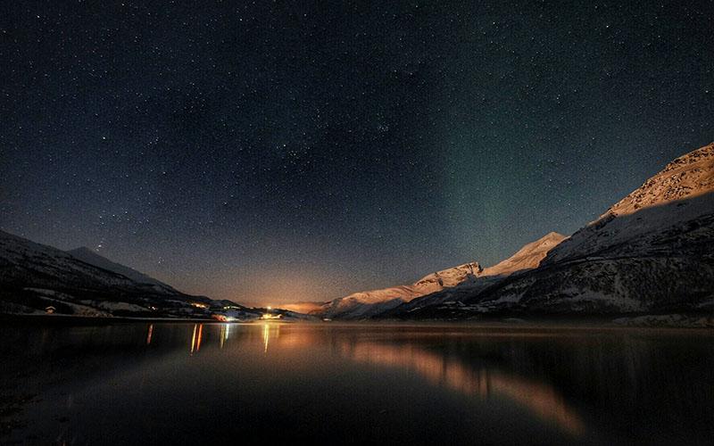 Kuzey ışıkları (Aurora Borealis)