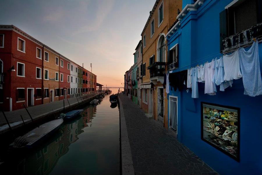 Burano-Venedik