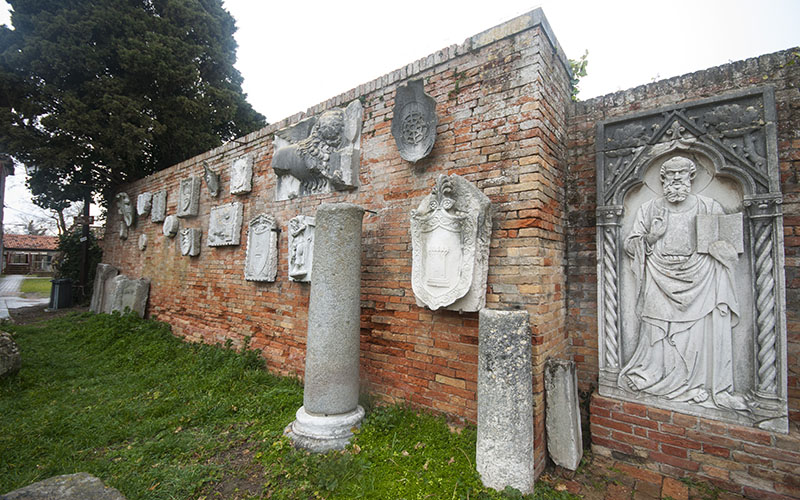 Torcello Adasında tarih gizli...