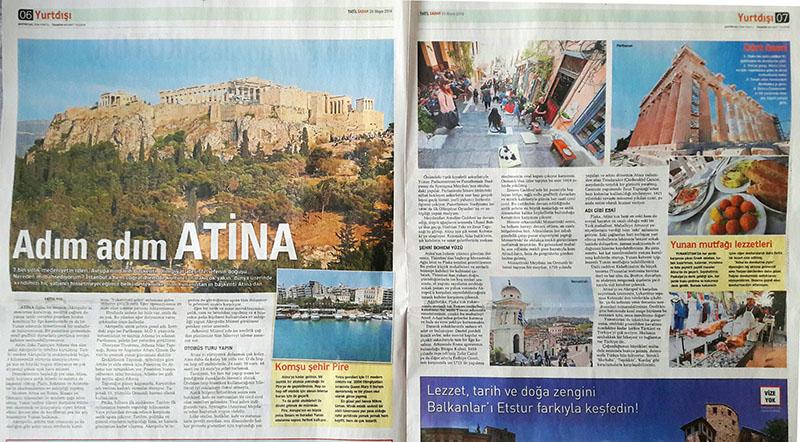 Atina-Sabah Gazetesi-Fatos-Pur