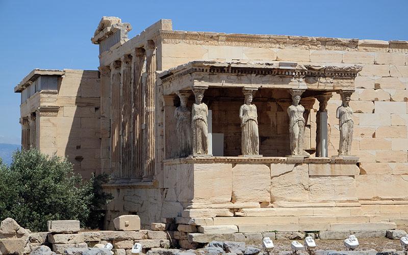 Acropolis-Yunanistan