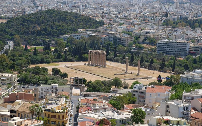 Zeus-Tapinagi-Yunanistan