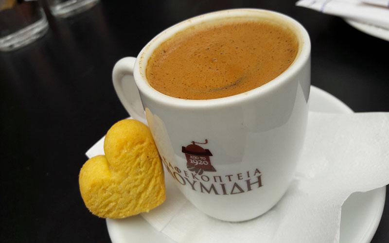 Yunan-Kahvesi
