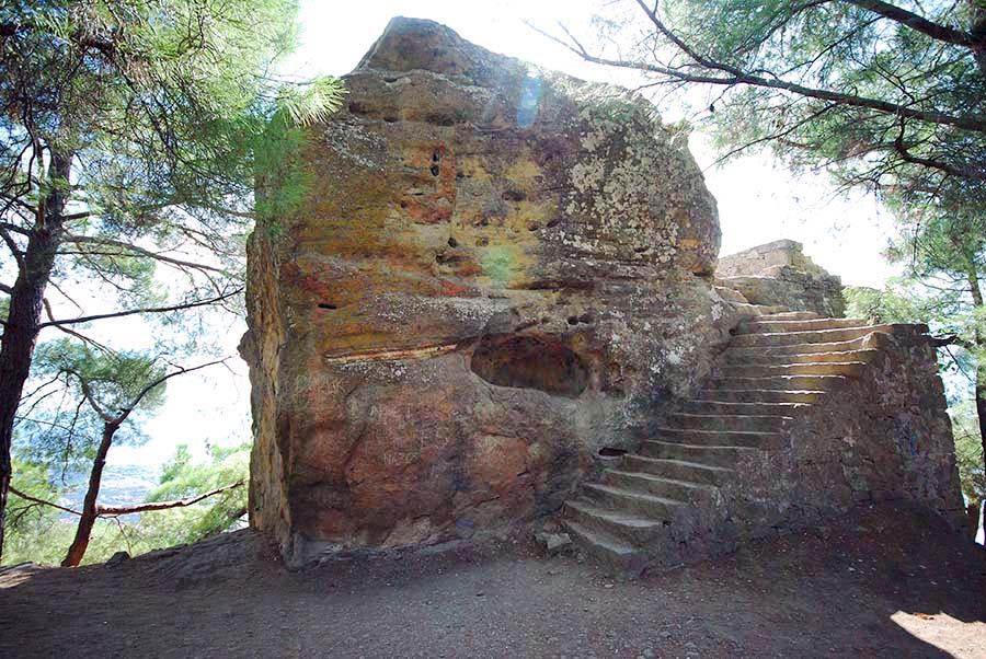 Zeus-Altari